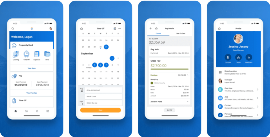 Workday app