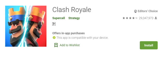 Clash Royale for Mac