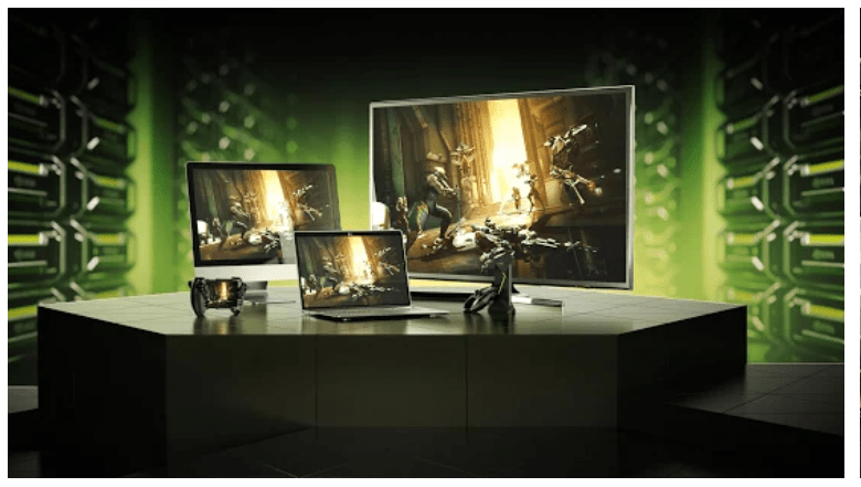 NVIDIA GeForce Now on PC