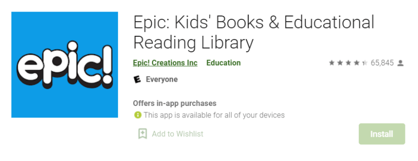Epic Kids for Mac