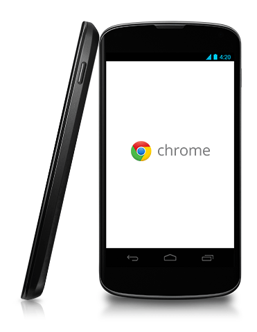 chrome android kitkat
