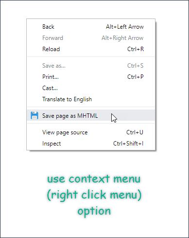mhtml-chrome-extension-contextmenu