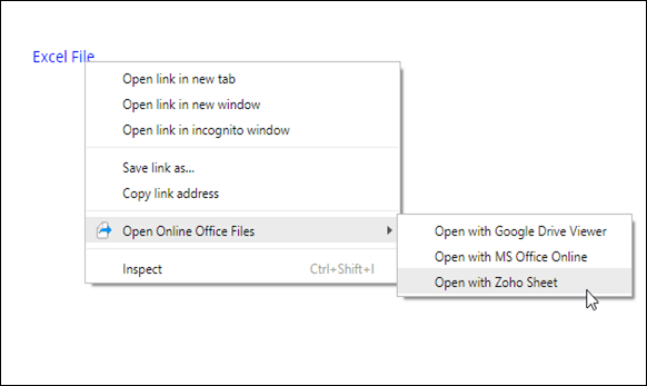 open online office files