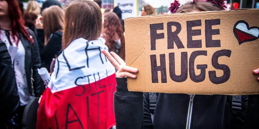 Free VPN just like Free Hugs