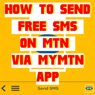 Free SMS on MTN