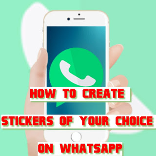 How to create your preferred WhatsApp stickers