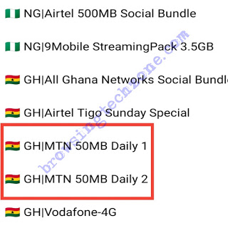 Ghana free browsing
