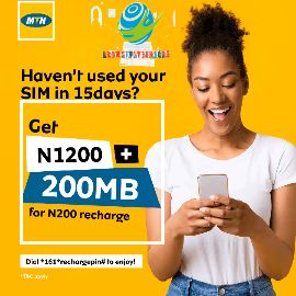 WinBack Offer activation using N200 airtime