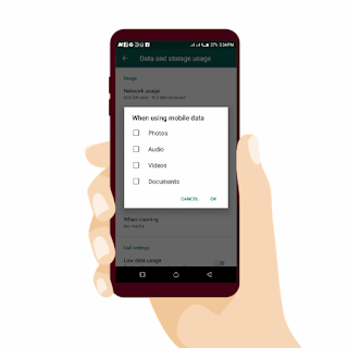 How to disable WhatsApp Auto Download of pictures,audios, videos and how to stop someone from viewing your WhatsApp status.