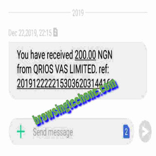 Free N200 airtime from Flom app