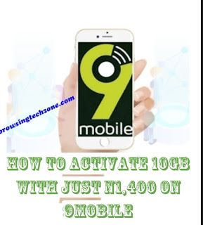 how to activate 20gb with 1400