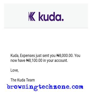 How to make money with Kuda Bank Referral program