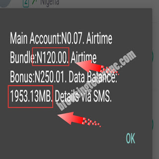 MTN 2gb For N100