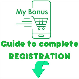 how to register and become a member on the Mybonus platform