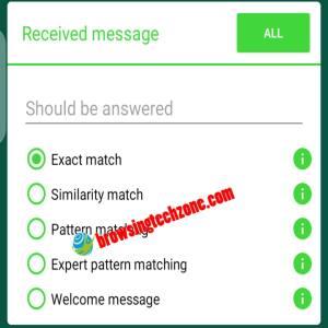 how to set up WhatsApp auto responder