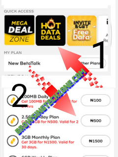 MTN Hot Data Deals