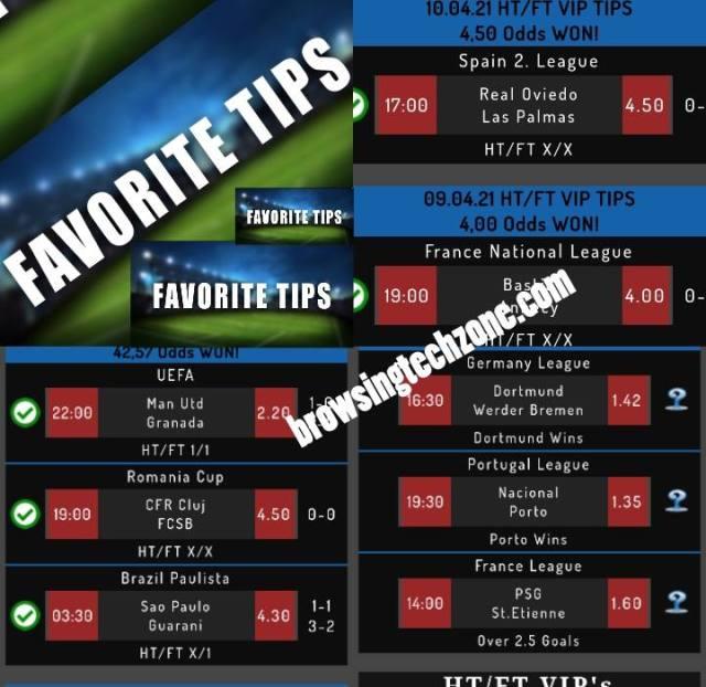 favorite betting tips mod apk download