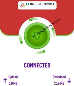 Connected stark VPN reloaded