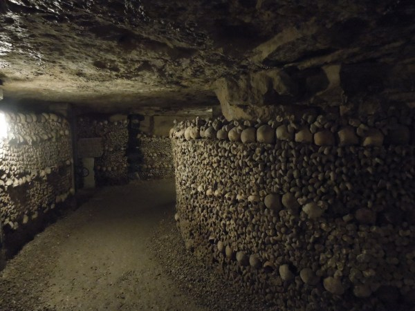 How Many Bodies Are in the Catacombs of Paris
