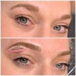 Eyebrow Micro-Blading