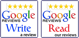 Click to read or write a Google review