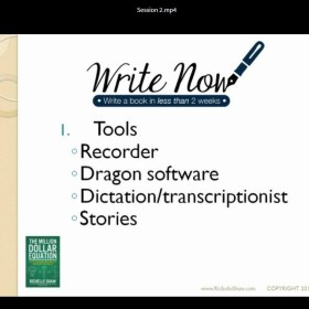Download Richelle Shaw - $200k Book Blueprint Training