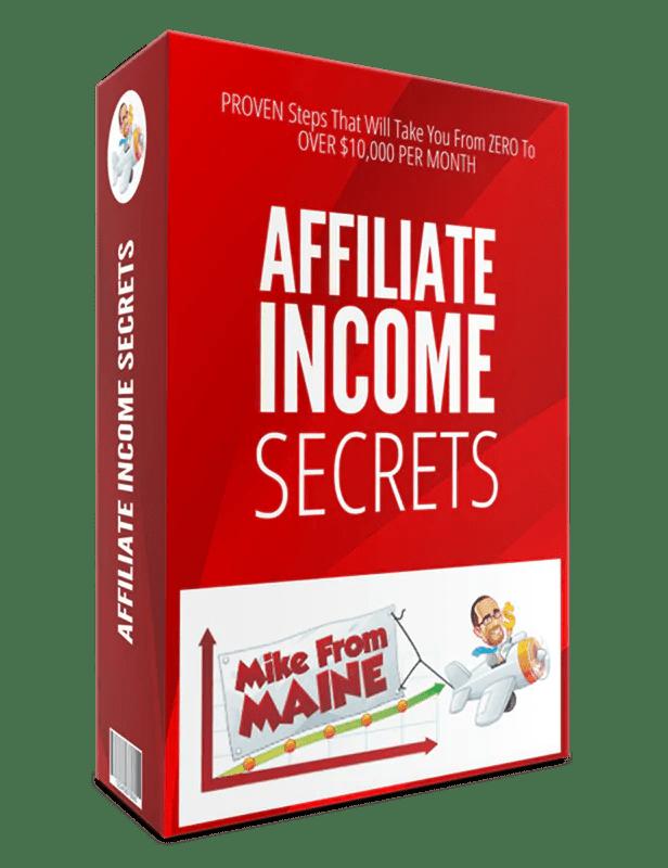 Download Mark Bishop - Affiliate Income Streams