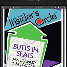 Download Dan Kennedy - Butt In Seats