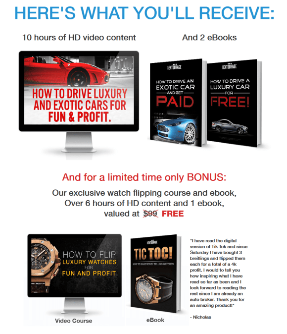 Download Pejman Ghadimi - How to Drive Luxury and Exotic Cars