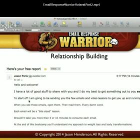 Download Jason Henderson - Email Response Warrior