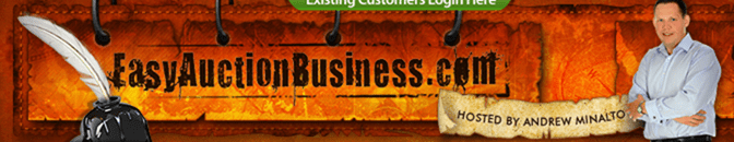 Download Andrew Minalto - Easy Auction Business 2015