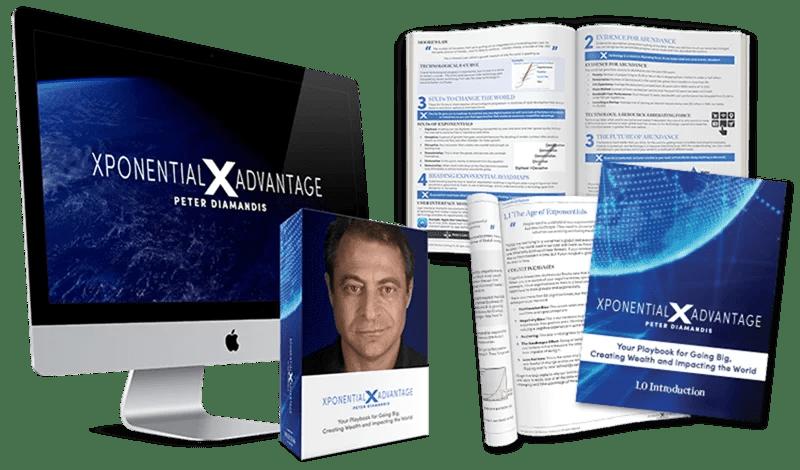 Download Peter Diamandis - Xponential Advantage