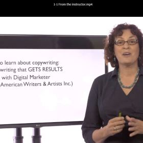 Download Pam Foster – Direct Response Copywriting Course