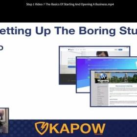 Download Liz Benny – Kapow Course