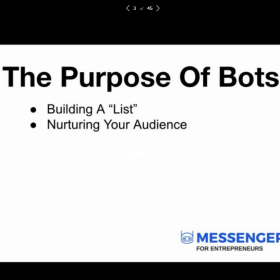 Download Nick Moreno – Messenger Bots For Entrepreneurs