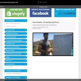 Download Justin Cener – eCommerce Bootcamp Mentor Program