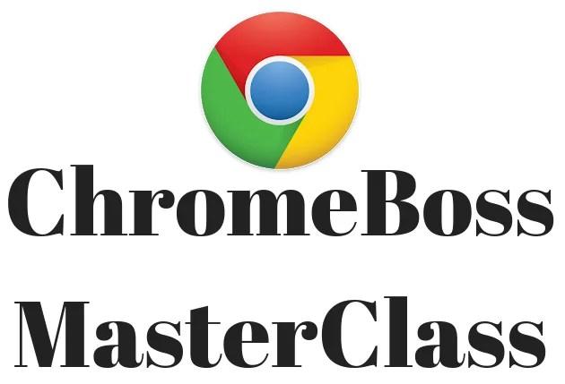 Kim Dang – Chromeboss MasterClass