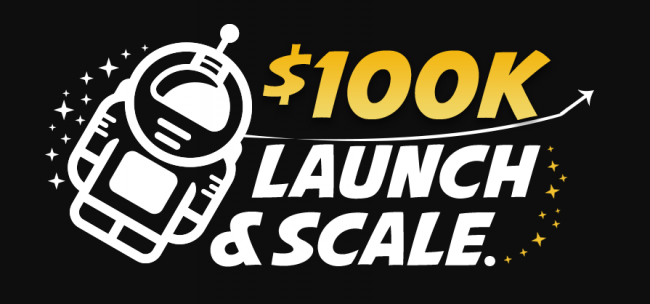 Charlie Brandt – 100k Launch & Scale Academy