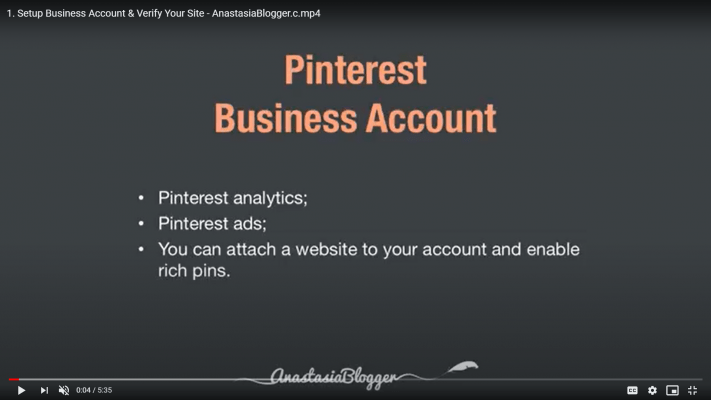 Download Anastasia Blogger – Pinterest SEO Traffic Secrets