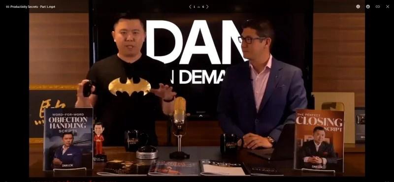 Download Dan Lok – Millionaire Productivity Secrets