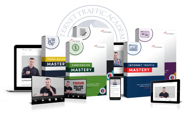 Vick Strizheus – Internet Traffic Academy