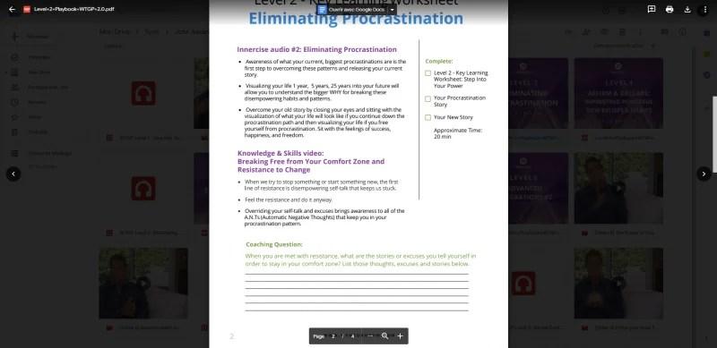 Download John Assaraf – Winning the Game of Procrastination
