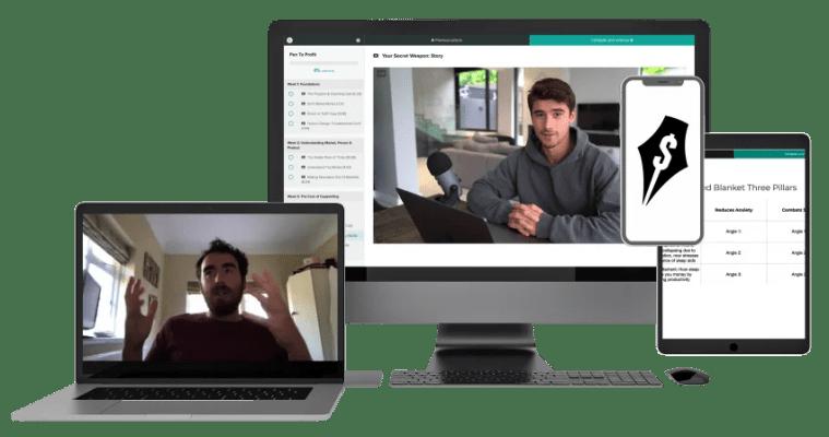 Download Iman Gadzhi – Pen To Profit Membership
