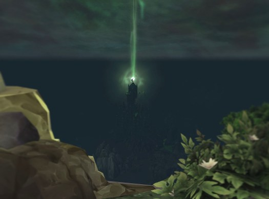 Minimalism in Azeroth Tomb of Sargeras Warcraft
