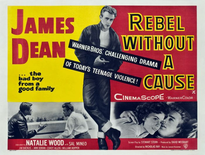 Affiche Rebel Without a Cause
