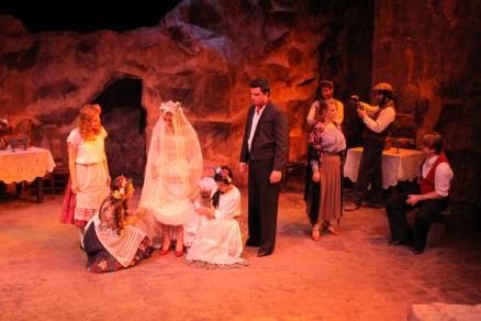 Act II, Scene i - Pre-Wedding Scene (Blood Wedding)