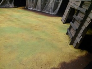 Finalize Floor (The Tempest)