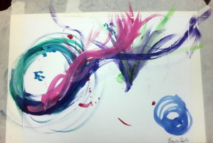 Inspiration - Created by Brenna Prather (Watercolor)