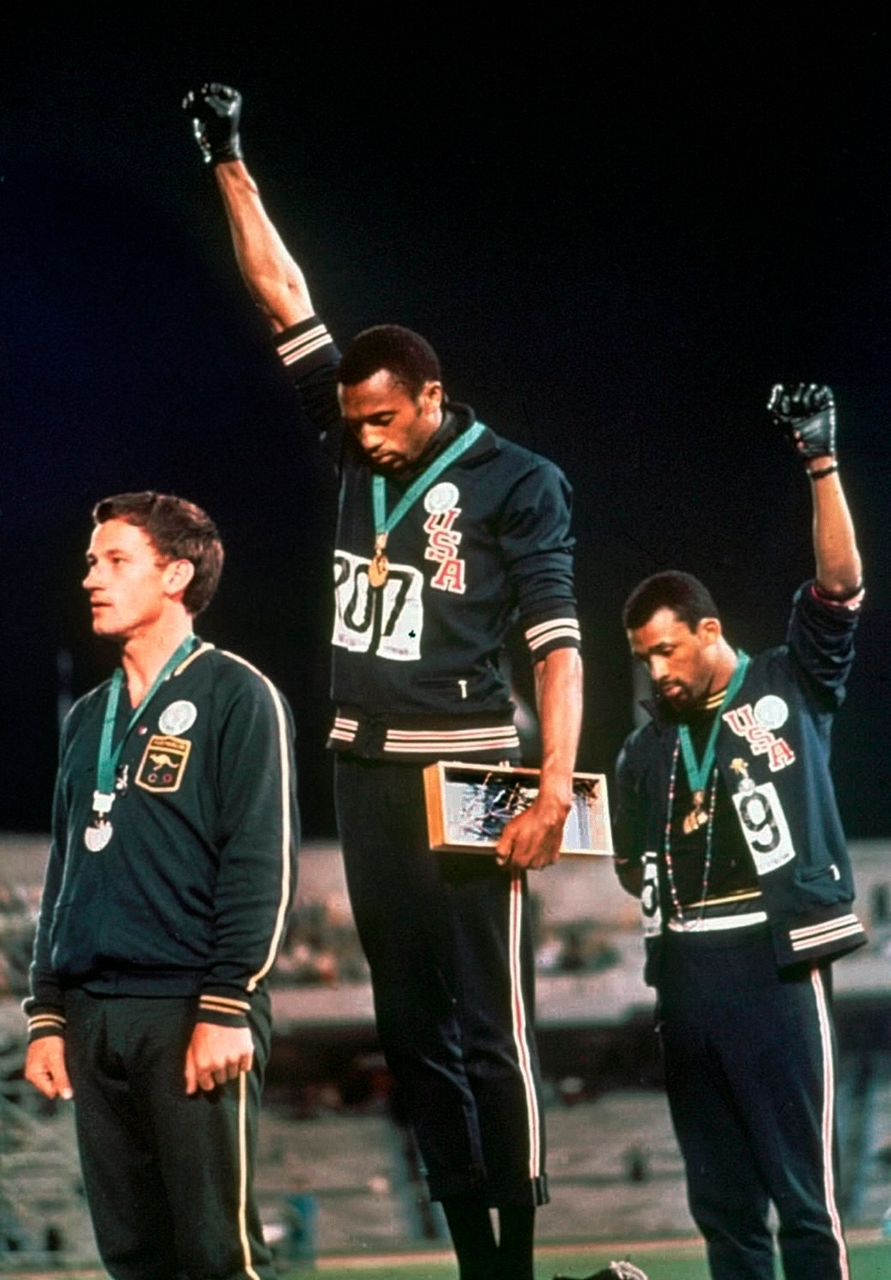 Baton Rouge Gold Teeth : baton, rouge, teeth, Raised, Fists,, Kneeling, During, Anthem, Olympic, Trials, BRProud.com