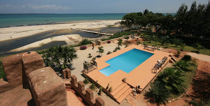 Beach House For Rent at Mbezi Beach Dar Es Salaam